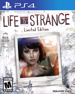 Cherche/looking for life is strange limited edition ps4 bien lir
