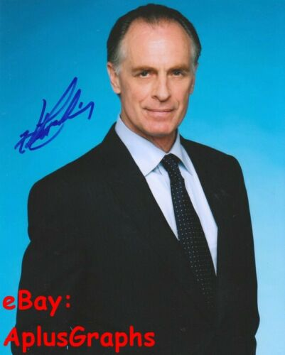 KEITH CARRADINE.. Dexter's Special Agent Lundy - SIGNED