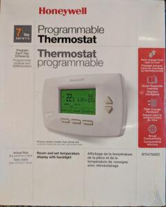 Honeywell 7 Day Thermostat - RTH7500D - BNIB