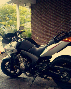 Moto Honda cbf 600 2012