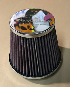 Screamin' Eagle High-Flo K&N Air Filter Element- Heavy Breather
