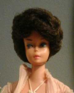 1964 Barbie doll