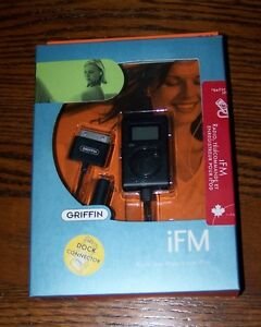 Griffin iFM Radio and Wired Remote Control - BNIB