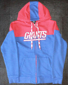 NY Giants Zip Up Hoodie
