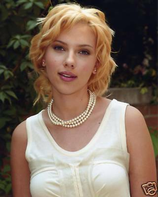 Scarlett Johansson 5x7 Movie Memorabilia FREE US SHIPPING