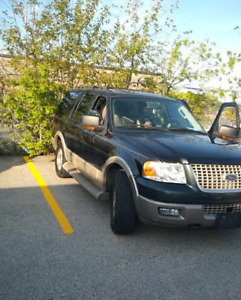 2005 FORD EXPEDITION **EDDIE BAUER** 4WD/FULLY LOADED