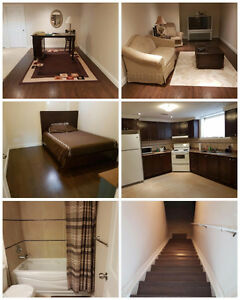 LOWER LEVEL OF A NEW HOUSE FOR RENT!!!