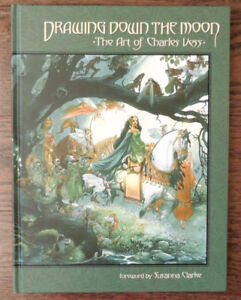 Drawing Down the Moon Art of Charles Vess Stardust Illustrator