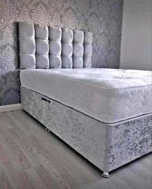 ⭕🔴✅🚚FREE DELIVERY DIVAN BEDS MATTRESS