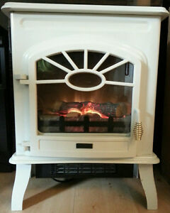 Electric Heater Stove/Fireplace by Decor Flame