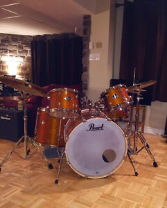 Pearl Export Series 5PC Drum set