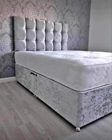 🔵💯✨💥BRAND NEW DIVAN BEDS FREE DELIVERY 🚚🚚