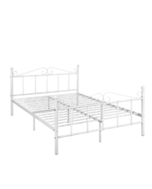 Double Metal Bed Frame (4ft6)