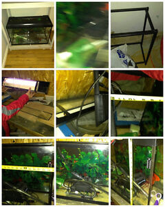 For sale a  50 gallon only used twice 400 o.b.o
