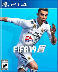 FIFA 19 PS4 **new in box **