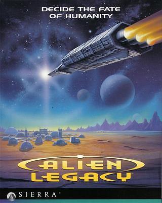 Alien Legacy - Der Science Fiction Klassiker von Sierra