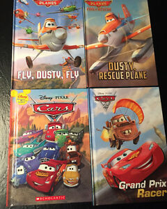 Disneys Cars and planes book set