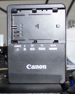 canon lp-e6 battery charger