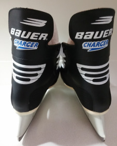 Patins de hockey pour adult BAUER Adult Hockey Skates - Size: 7