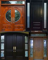 Solid Hardwood Doors Late Summer Sale in ON! Call us Now