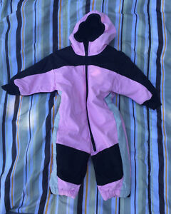 Molehill Infant Snowsuit 3-9 Months