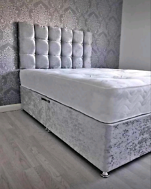 Beds 🛌 New Divan Free Delivery
