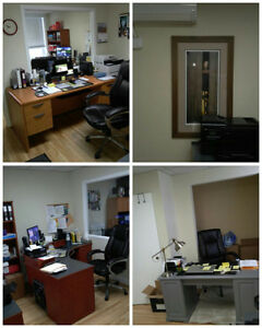 Office space to sublet
