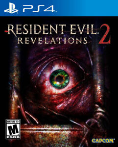 Looking For Resident Evil Revelations 2 PS4