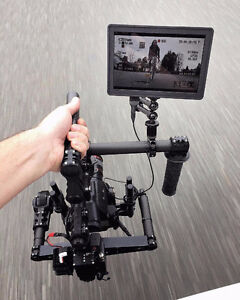 FREEFLY MoVI M5 3-Axis Gimbal Stabilizer + Pelican Case - Neufs