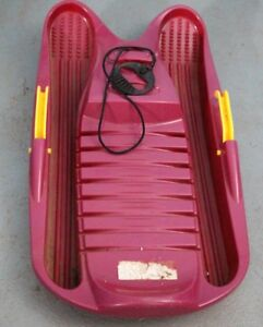 PELICAN SIZZLER 36 SLED WITH HAND BRAKES