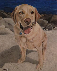 * Pet Portraits in time for Valentines Day! *