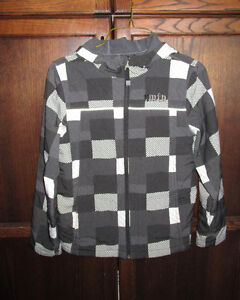 Boys lined spring jacket in size 10/12