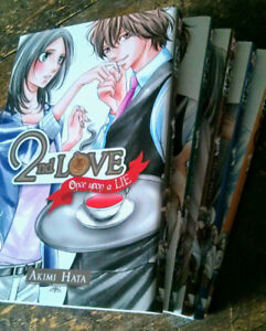 2nd Love: Once upon a lie