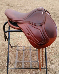17.5 monoflap saddle for sale