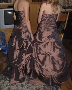 Trois Robes de bal ou demoiselle d'honneur. Saguenay Saguenay-Lac-Saint-Jean image 2