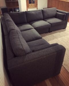 Large Sectional Sofa - Great condition