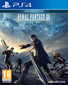 FINAL FANTASY XV PS4 ($35) / TRADE