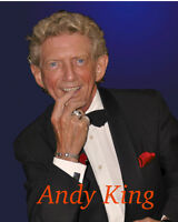 Andy King - DINING & DANCING - ONE MAN SHOW