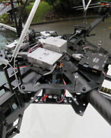 UAV Drone, parts, tools, complete