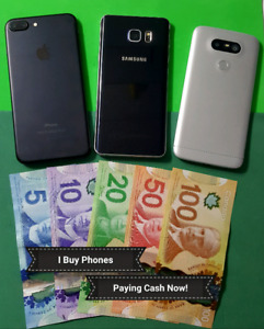 $$$Wanted your used Cell phones$$$