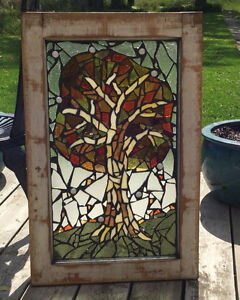 30% OFF ALL INSTOCK MOSAIC STAINED GLASS WINDOWS!