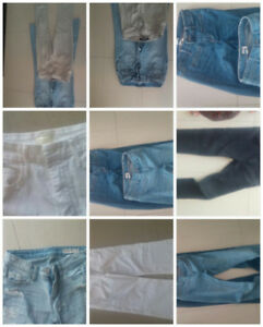 Jeans: Brand Name Brand. New and Used