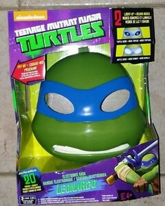 Teenage Mutant Ninja Turtles TMNT LEONARDO ELECTRONIC MASK