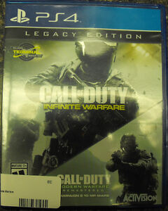 Call Of Duty Infinate Warfare For Sale!!!! Peterborough Peterborough Area image 1