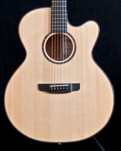 2017 Asturias Grand Solo Custom Acoustic with Hiscox case