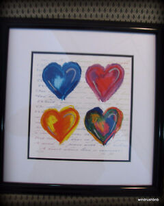 Lovely picture with original authenticity certificate. New