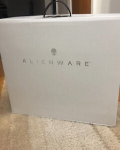 New Alienware 15 Laptop brand New in the box