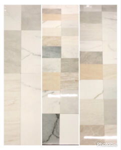 GRAND SALE FLOOR AND WALL TILE  - 12X24 & 24X24 Polished