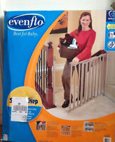 Evenflo Secure Step™ Top of Stairs Gate