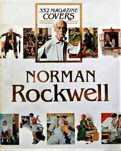 Fabulous 1979 Collectible Book by artist Norman Rockwell